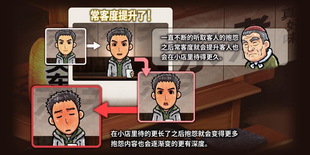 关东煮店人情故事 游戏截图3