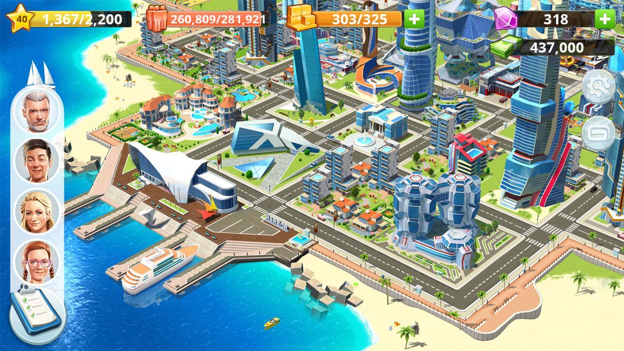 迷你大城市2 游戏截图1
