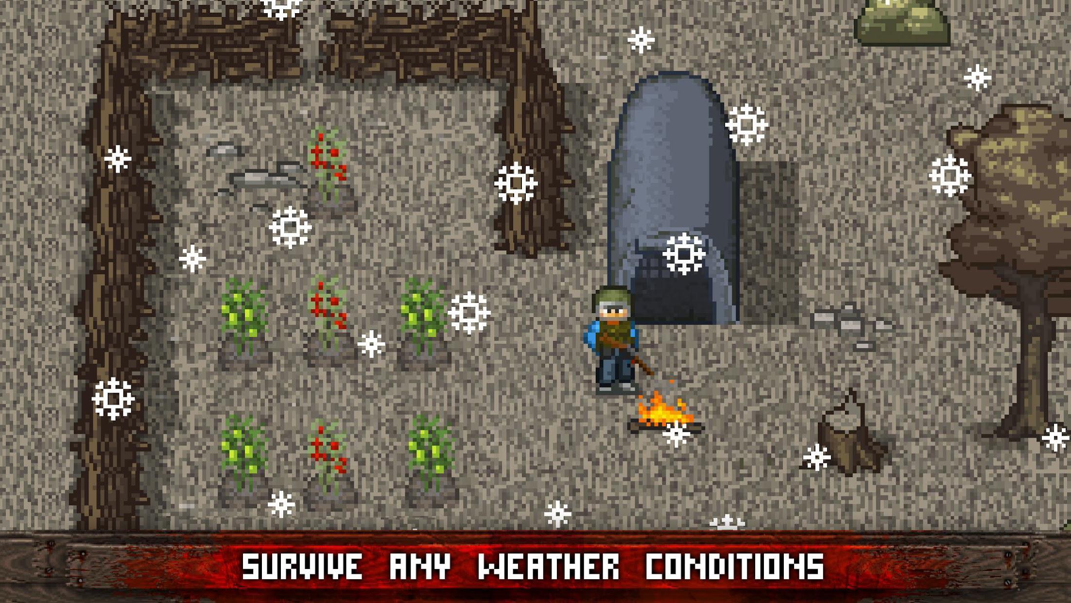 Mini DAYZ: Zombie Survival 游戏截图3
