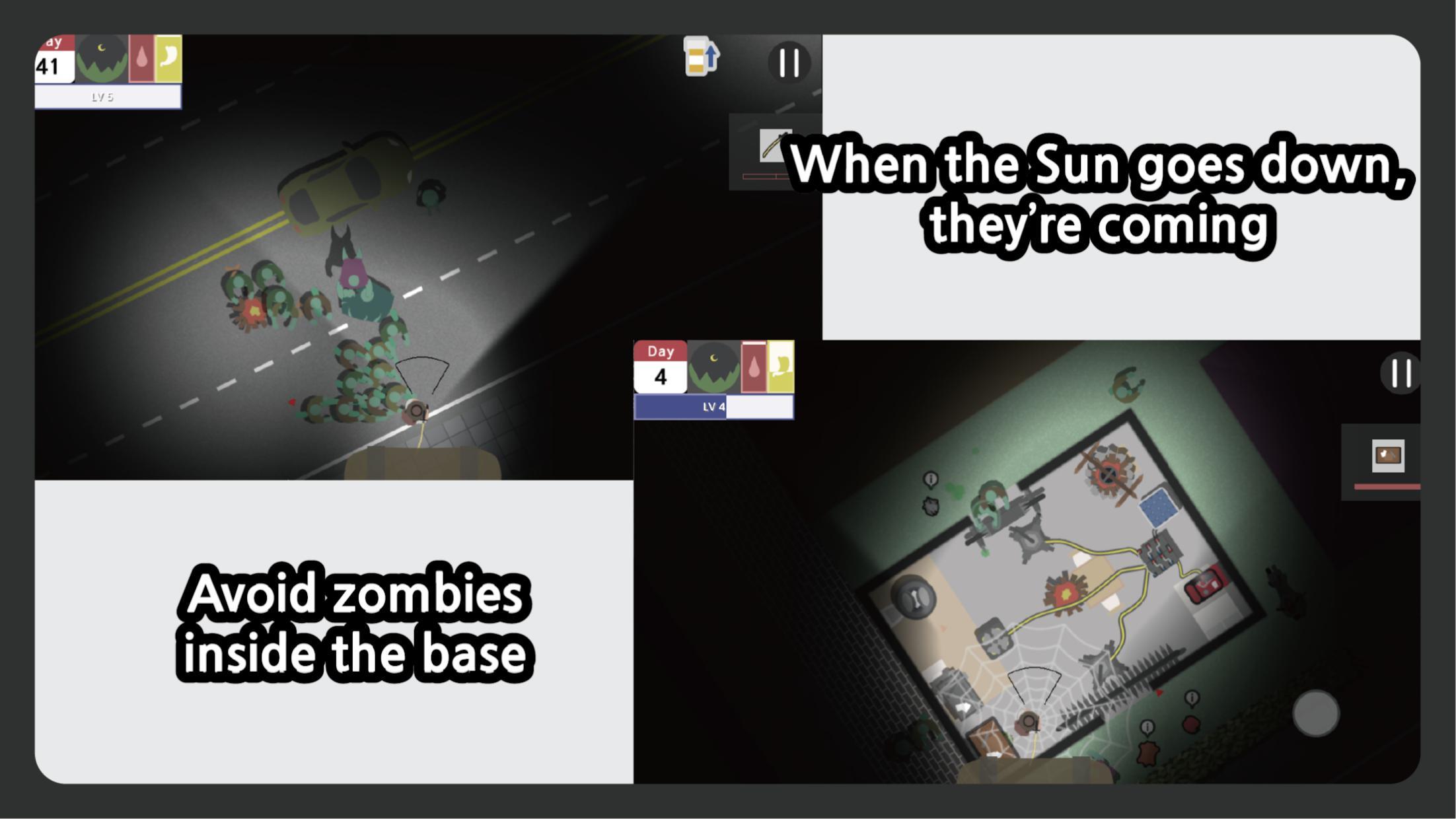 死城:僵尸生存 游戏截图2