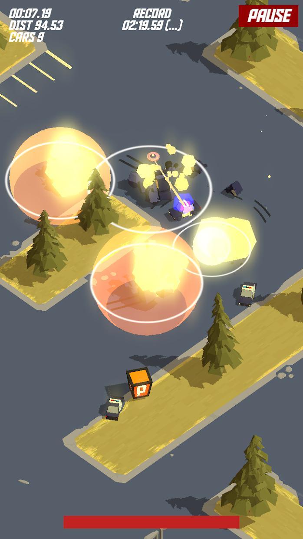极速逃亡3 游戏截图2