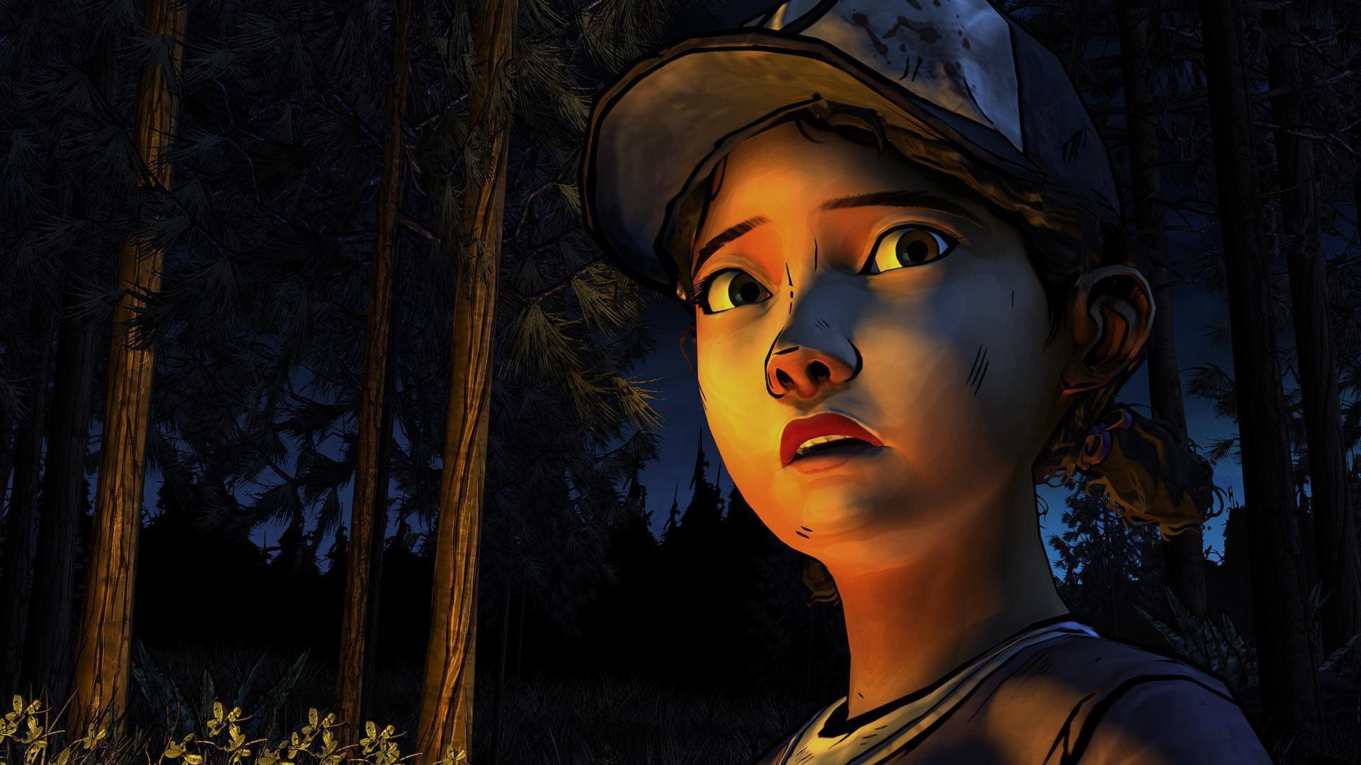 行尸走肉: 第二季 游戏截图1