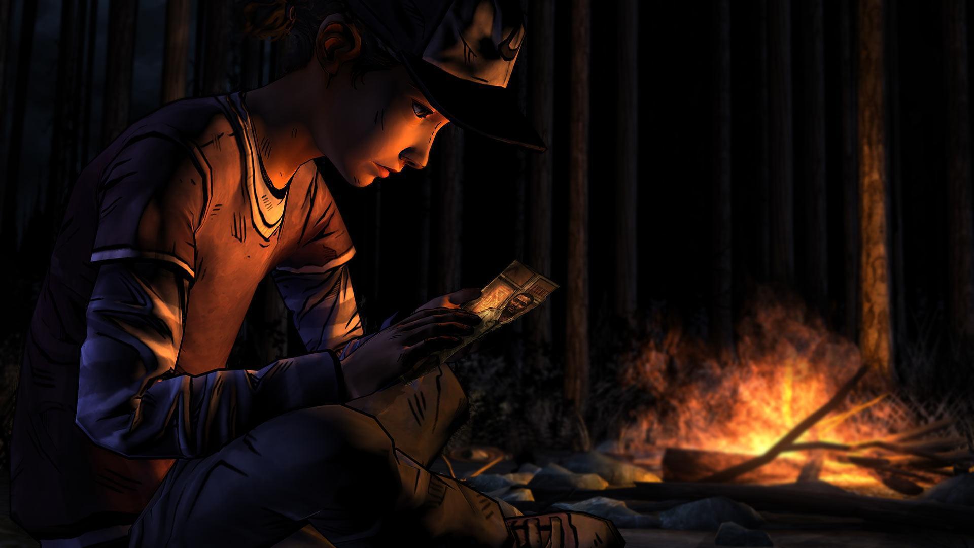 行尸走肉: 第二季 游戏截图3