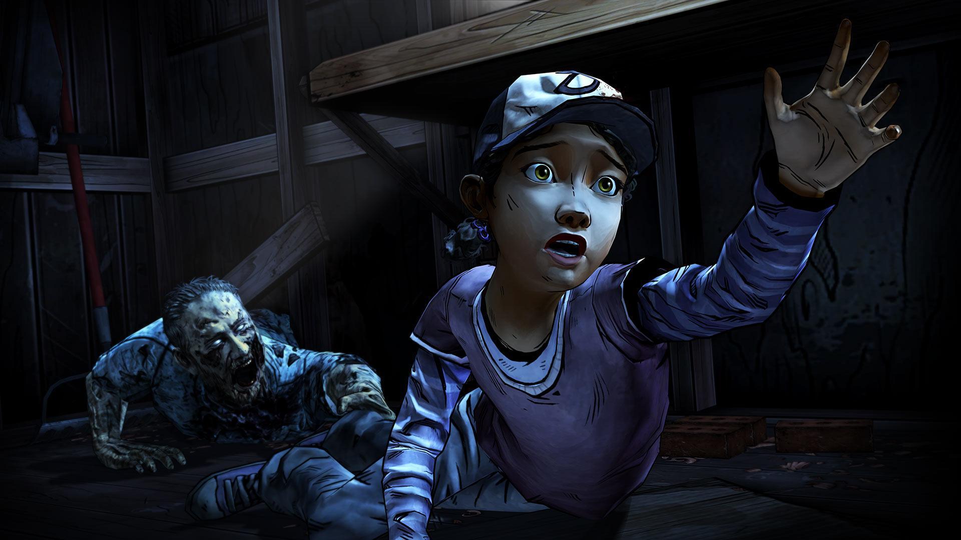 行尸走肉: 第二季 游戏截图4