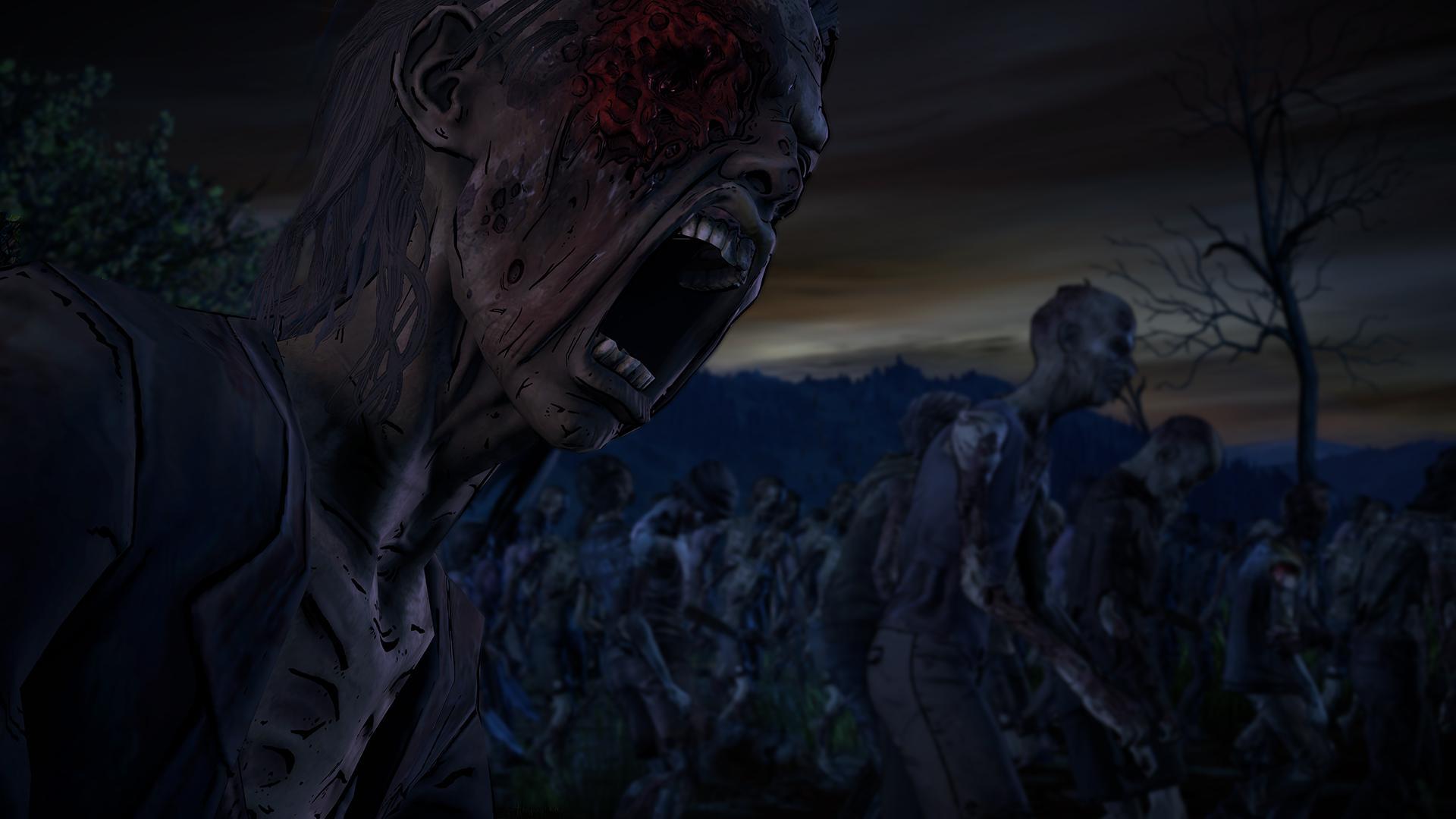 行尸走肉:第三季 游戏截图3