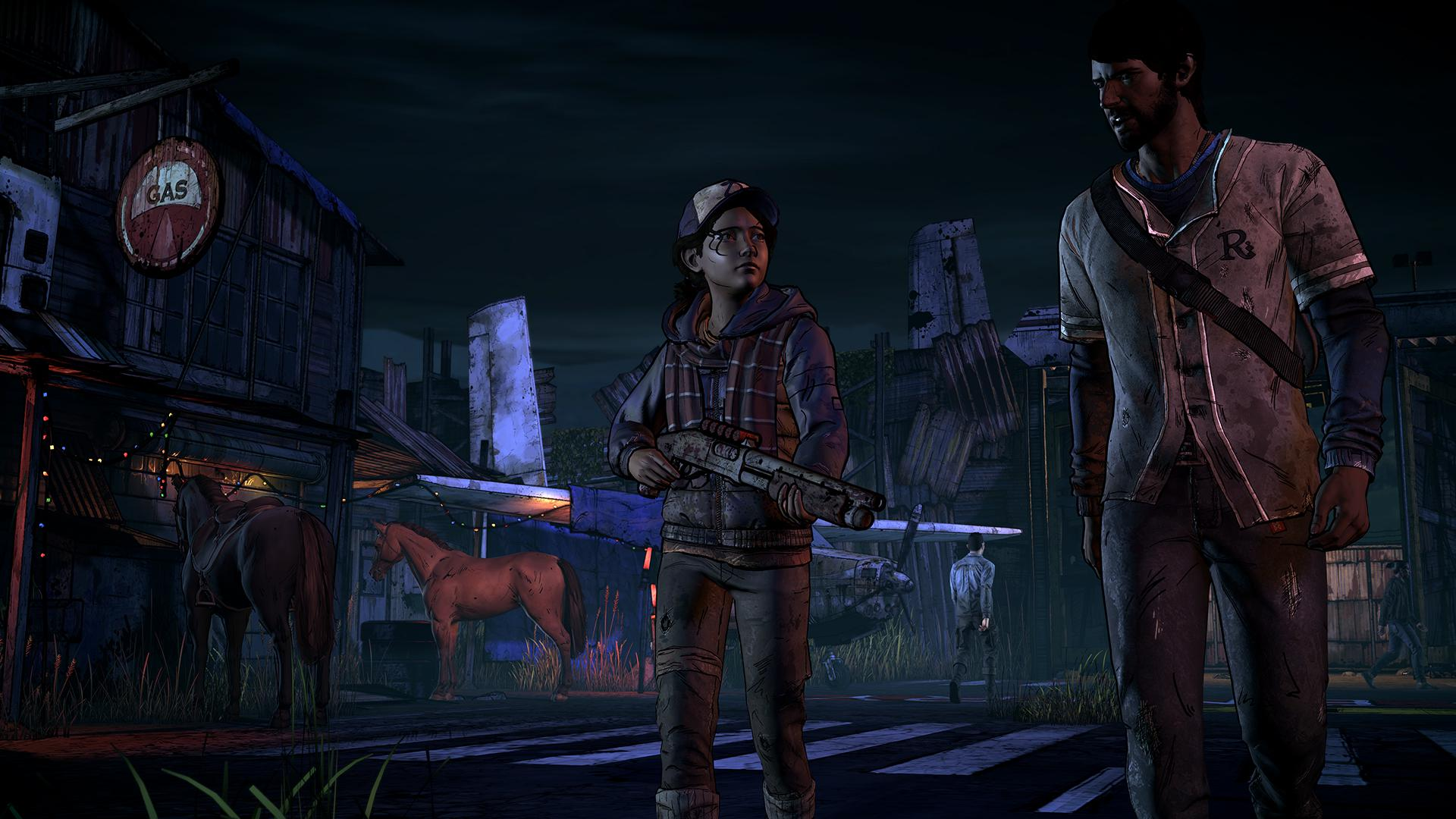 行尸走肉:第三季 游戏截图4