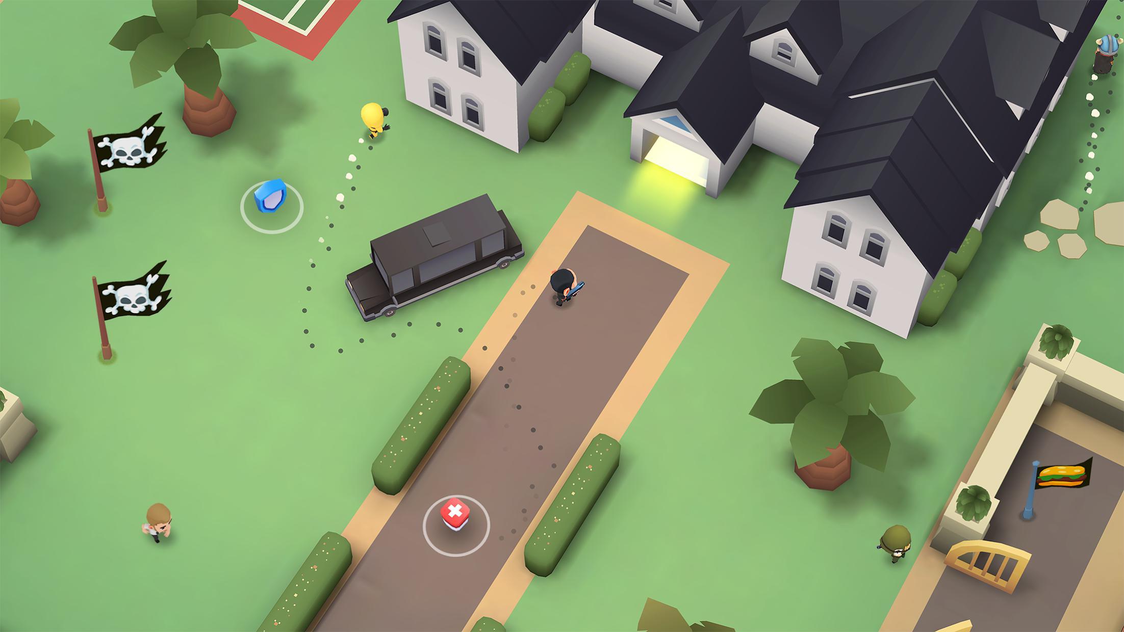 Battlelands Royale 游戏截图2