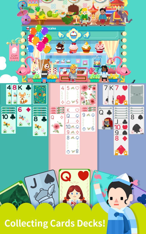 卡牌烹饪塔 游戏截图2