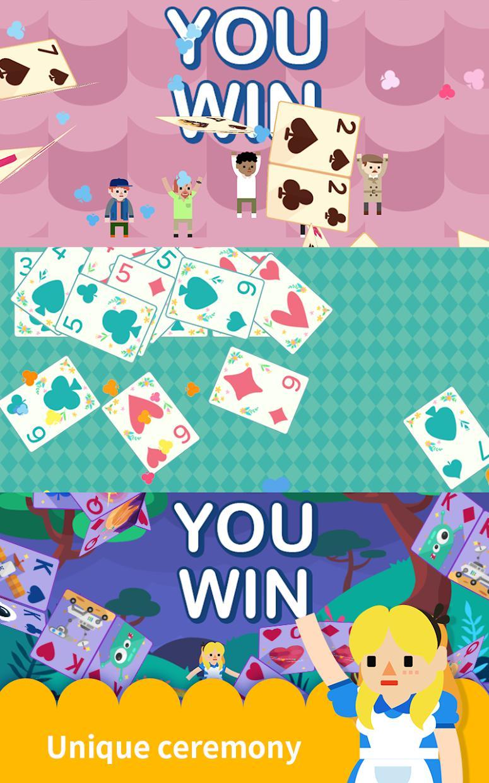 卡牌烹饪塔 游戏截图3