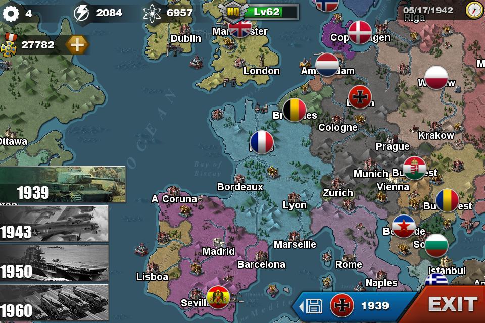 世界征服者3 游戏截图3