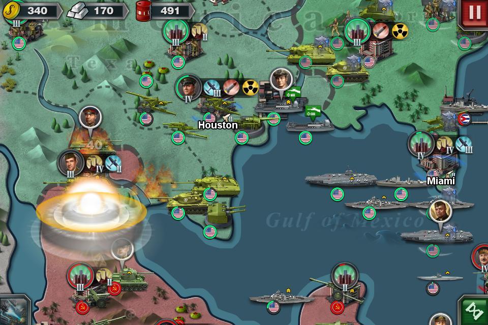 世界征服者3 游戏截图5