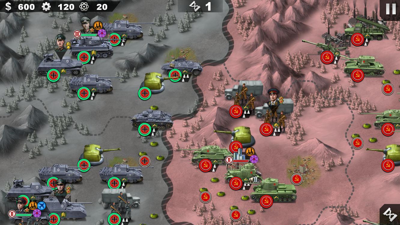 世界征服者4 游戏截图1