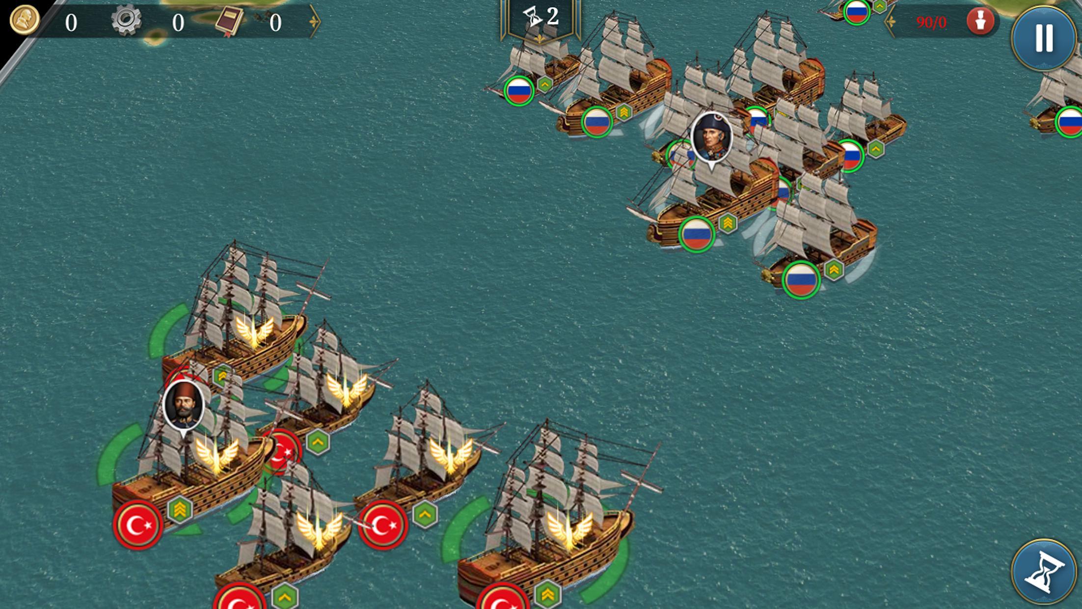 欧陆战争6: 1804 游戏截图2