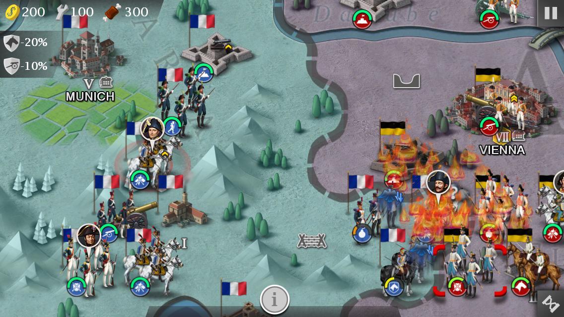 欧陆战争4:拿破仑 游戏截图3