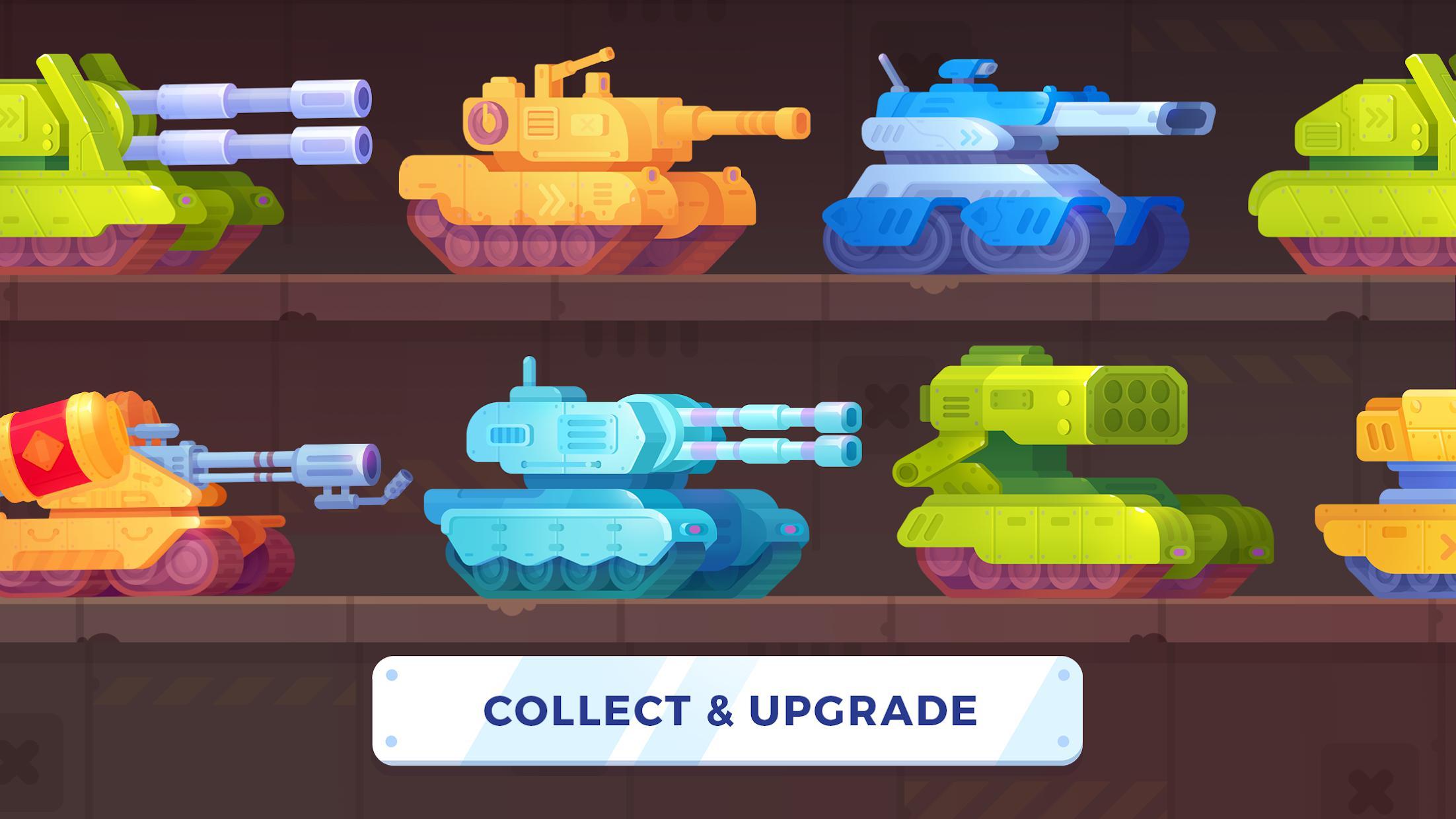 Tank Stars 游戏截图1