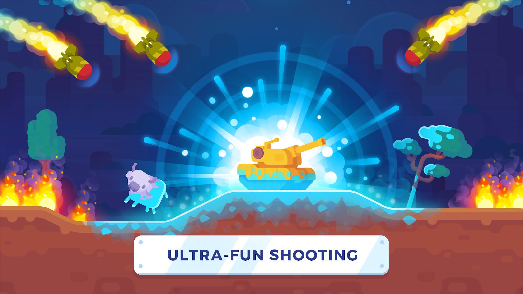 Tank Stars 游戏截图3