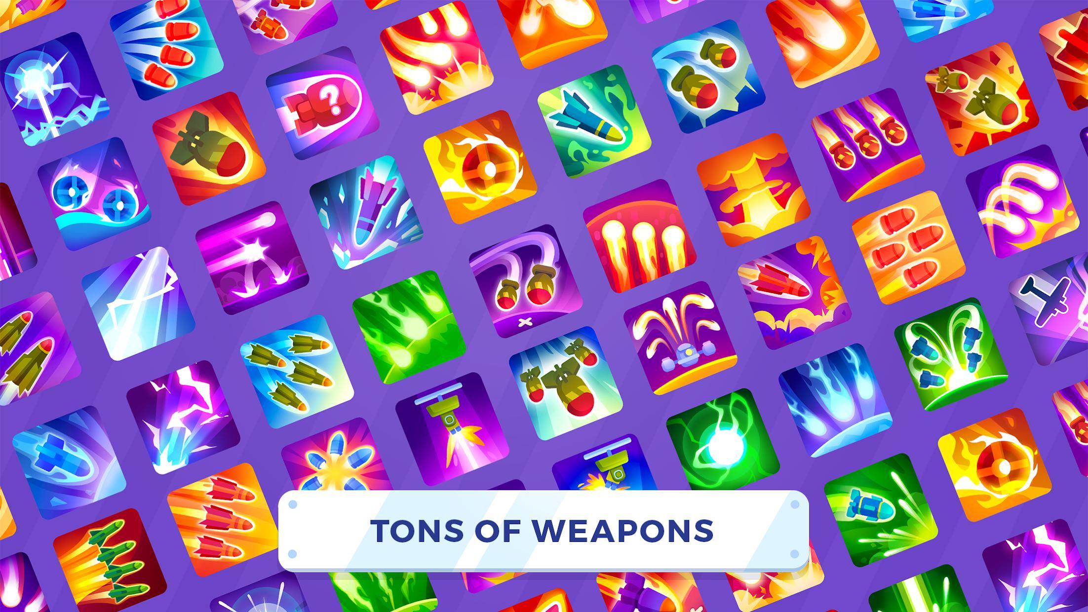 Tank Stars 游戏截图4