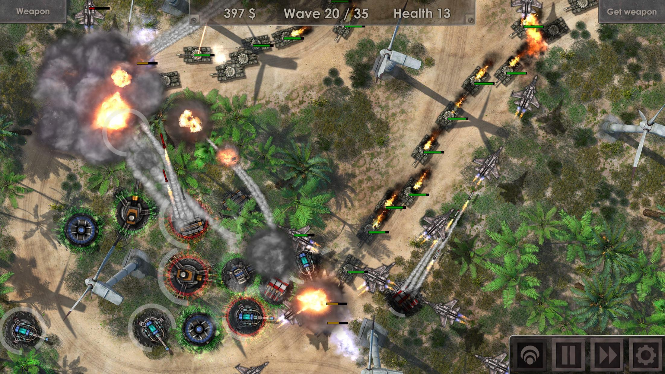 战地防御3 游戏截图3
