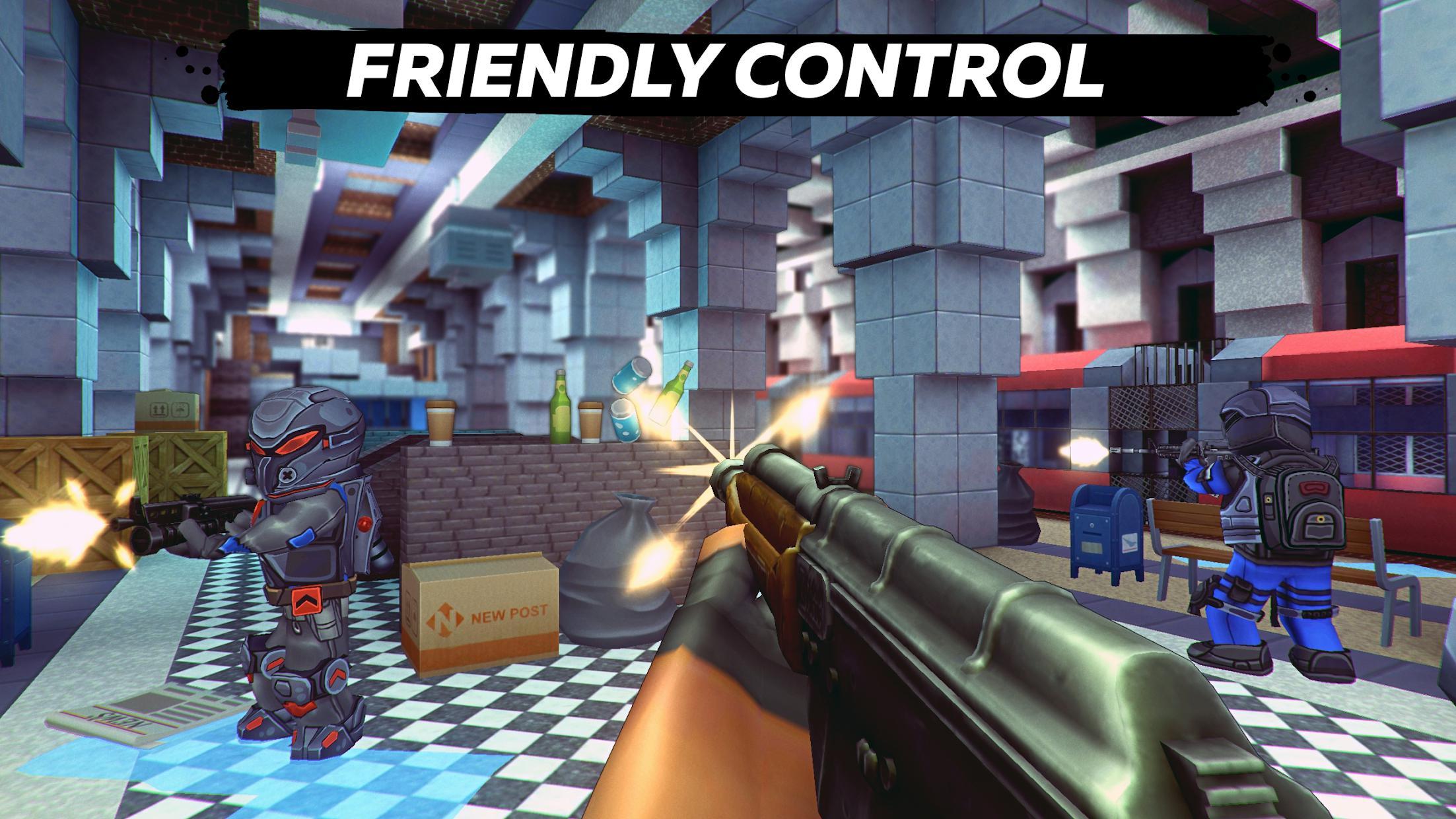 酷炸射击 游戏截图5