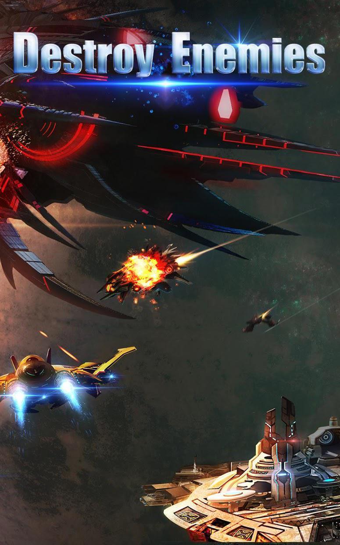银河传说 游戏截图2