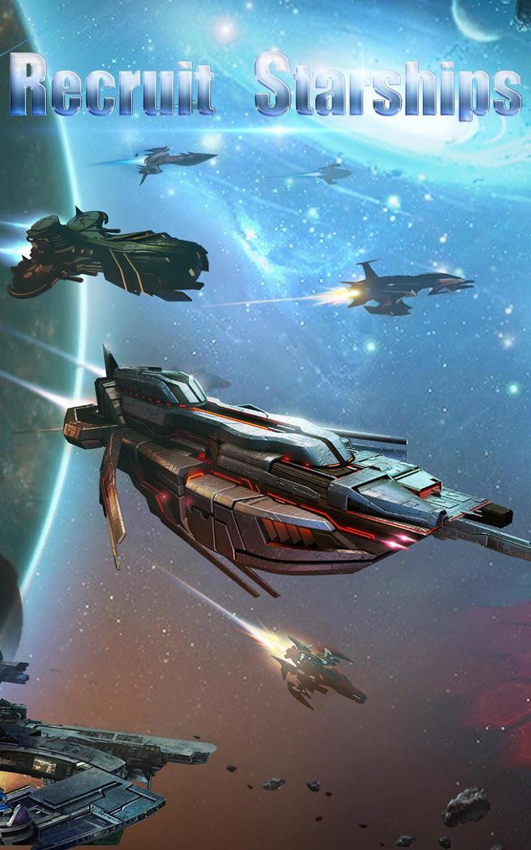 银河传说 游戏截图4
