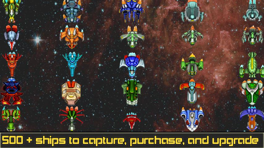 Star Traders 游戏截图2