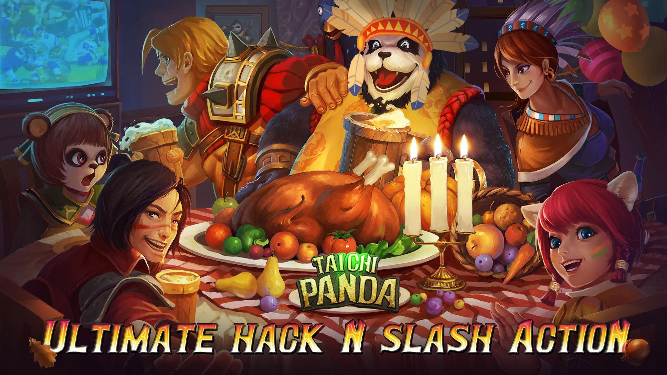 太极熊猫 游戏截图1