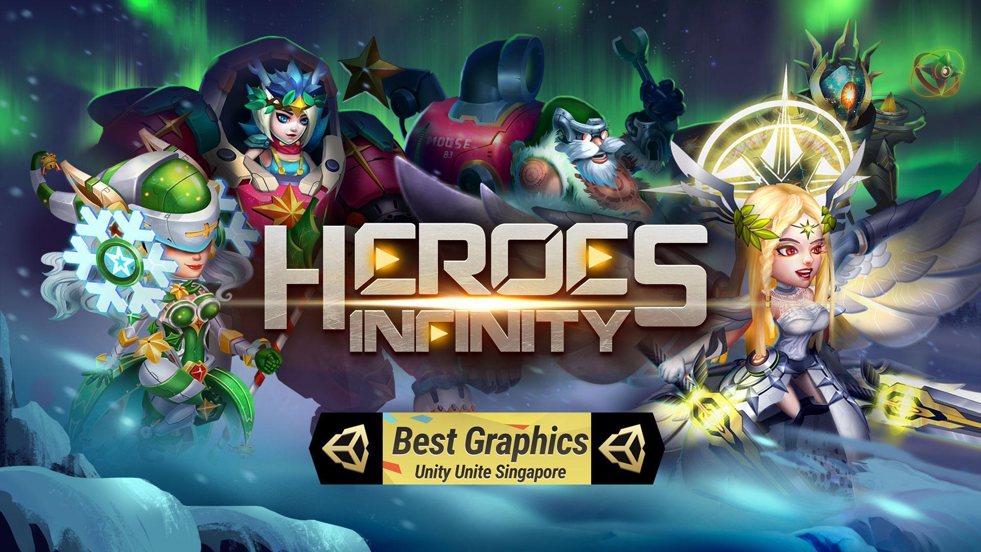 英雄无限 游戏截图4