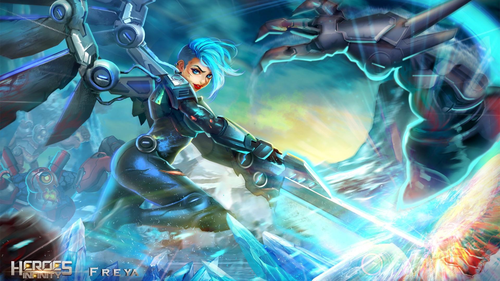 英雄无限 游戏截图5