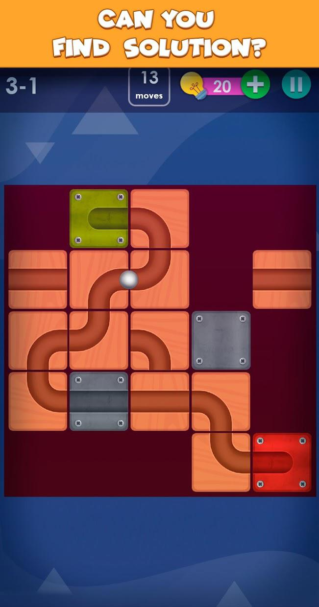 Smart Puzzles - the best collection of puzzles 游戏截图5