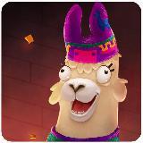 冒险羊驼(Adventure Llama)