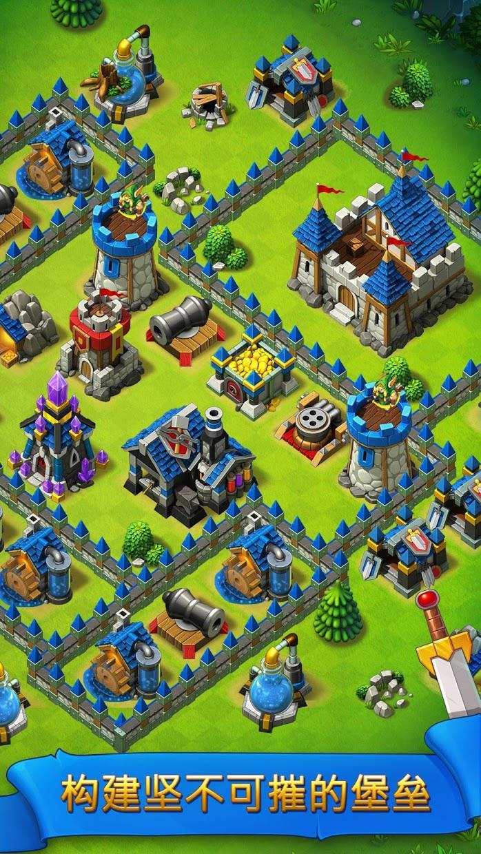 Might and Glory: Kingdom War 游戏截图2