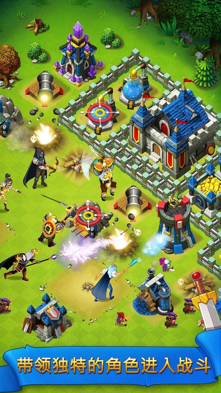 Might and Glory: Kingdom War 游戏截图4