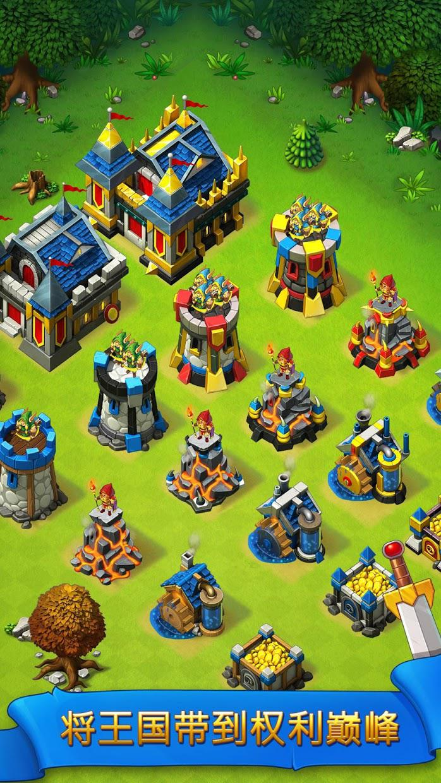 Might and Glory: Kingdom War 游戏截图5