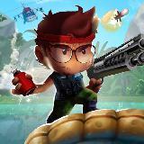 Ramboat - 离线游戏:跳跃,跑步和射击