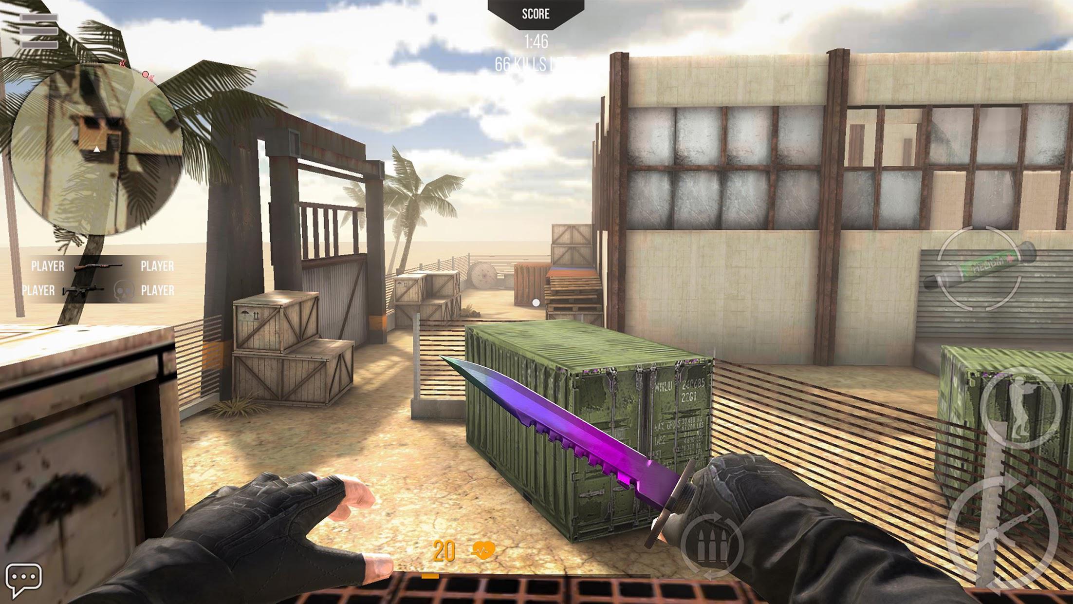 为什么下载火线出击 Online: 战争游戏 射击游戏网络游戏那么慢