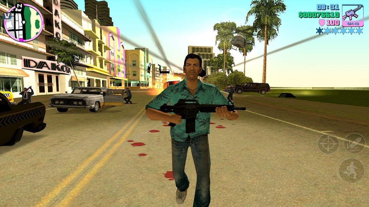 侠盗猎车手:罪恶都市 游戏截图2