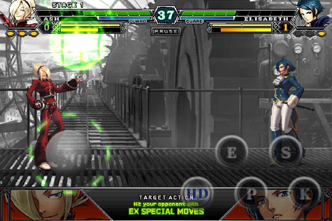 THE KING OF FIGHTERS-A 2012(F) 游戏截图4
