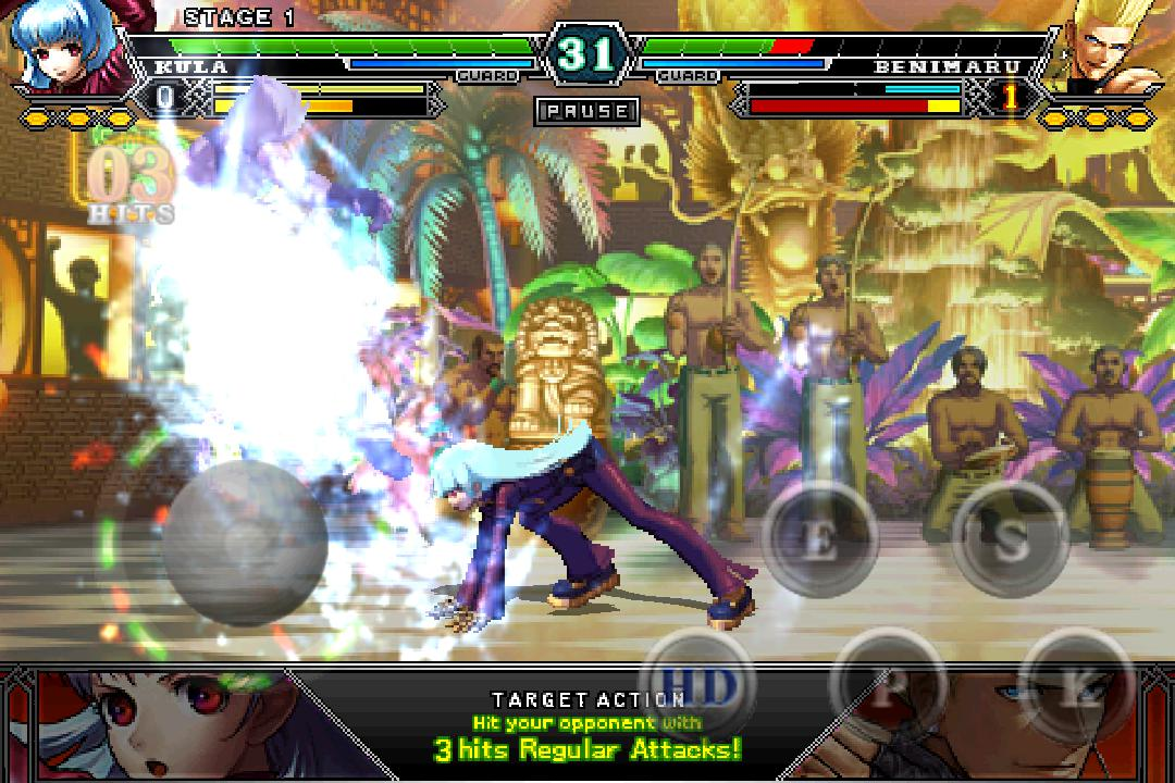 THE KING OF FIGHTERS-A 2012(F) 游戏截图5