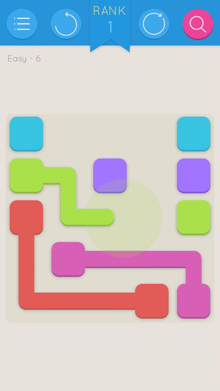 Puzzlerama - Lines, Dots, Blocks, Pipes和更多 游戏截图2