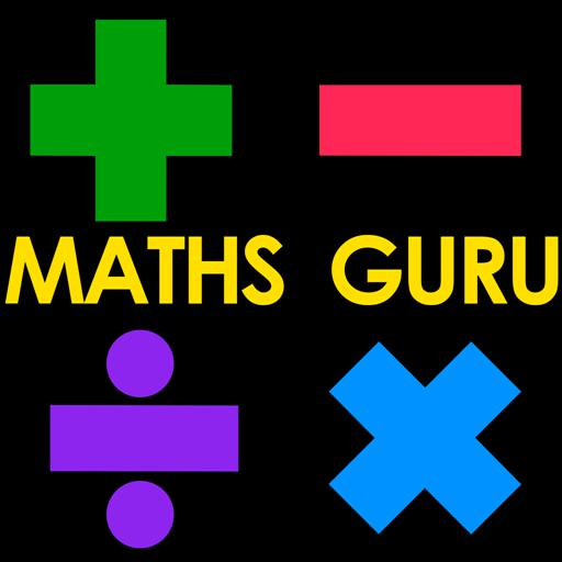 Math Guru: 2 Player Math Game