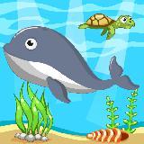 Game Anak Edukasi Hewan Laut