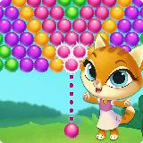 Kitty Pop Bubble Shooter