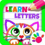 ABC DRAW! Alphabet games Preschool! Kids DRAWING 2