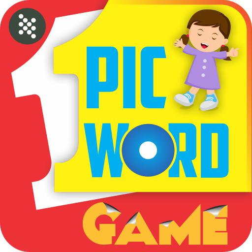 1 Pic 1 Word : Free Offline Picture to Word Game