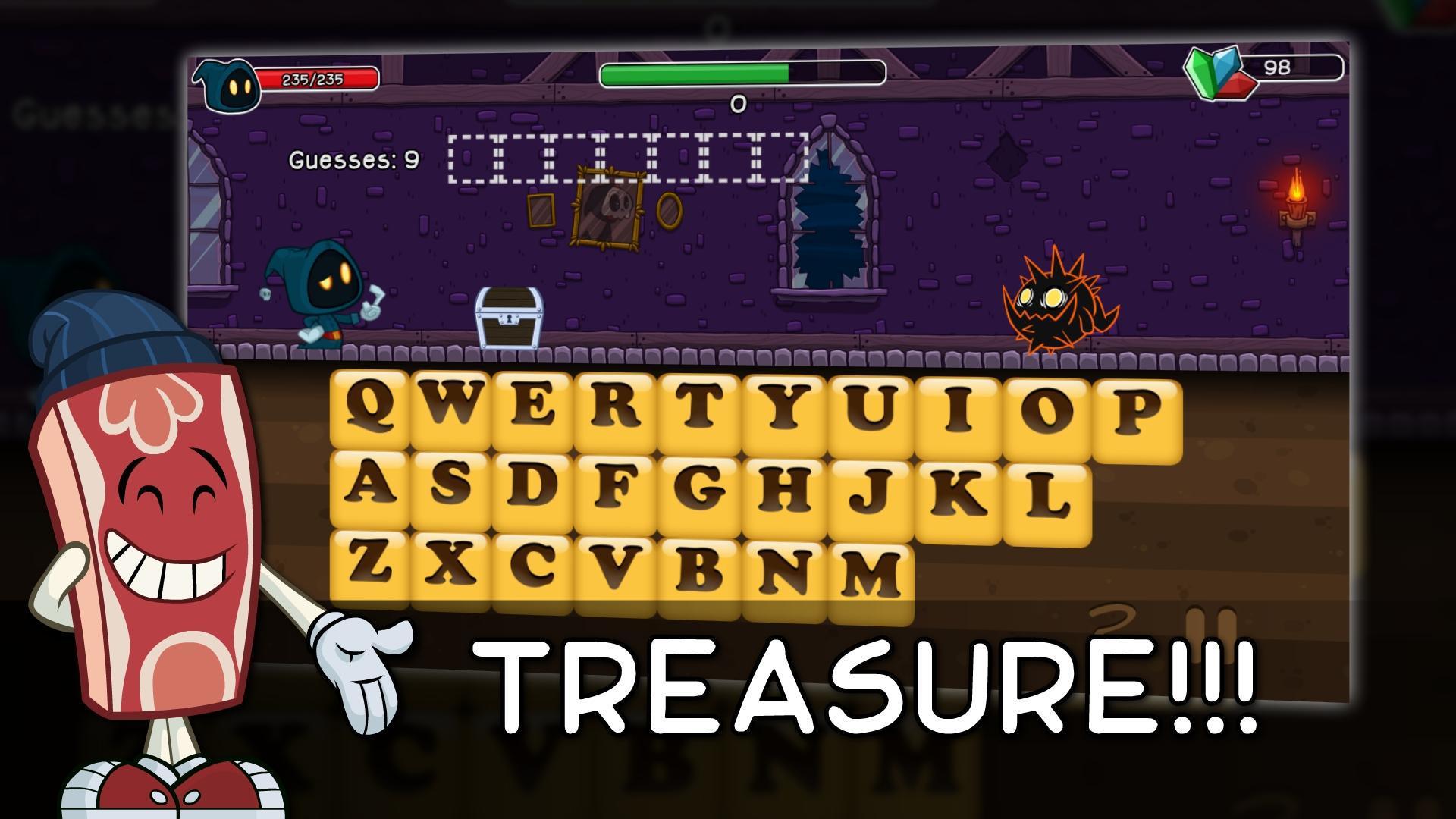 Letter Quest: Grimm's Journey 游戏截图5