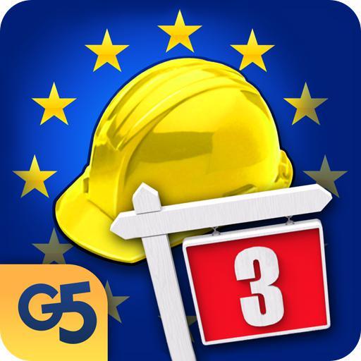 Build-a-lot 3: 欧洲护照