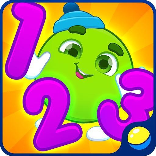 学习数字和形状 - 幼儿游戏