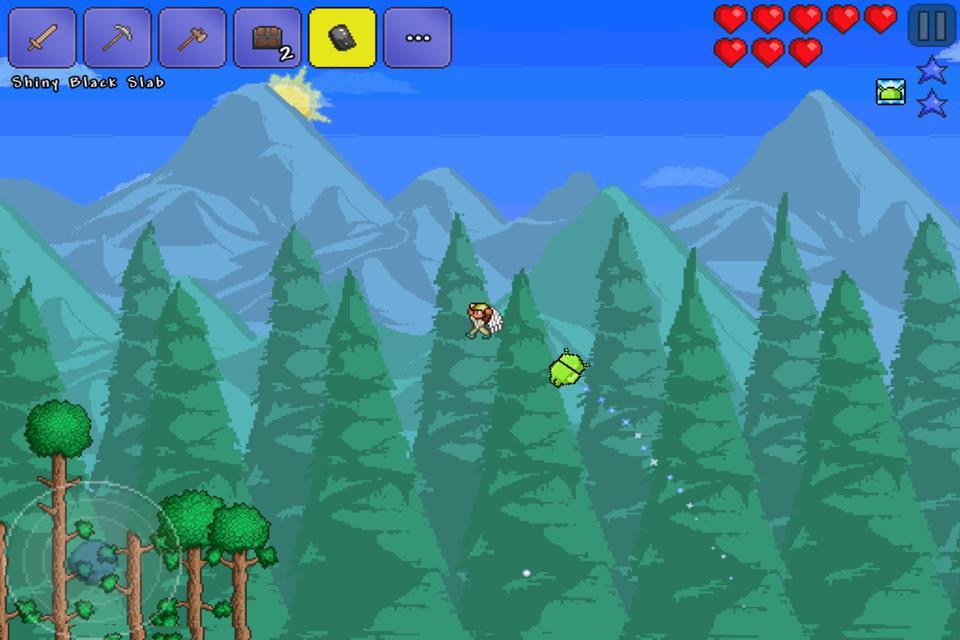 泰拉瑞亚(Terraria 免费版 已停运) 游戏截图5