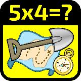 Math Multiplication Division